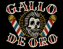 GALLO DE ORO SKATEBOARD