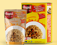 Rapid Cuisine Packaging