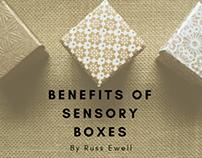 Benefits of Sensory Boxes