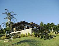 CGI - Residência VM.