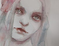 Watercolor paintings collection I