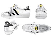 Adidas Superstar Model Study
