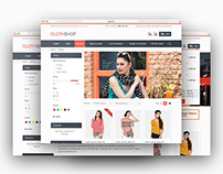Cloth Shop e-Commerce