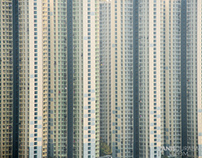 Hong Kong Frontages by Yanis Ourabah