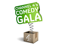 Channel 4's Comedy Gala - Identity