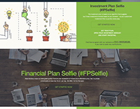 Inner Page design for our client from Financial sector