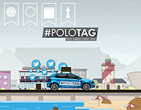 Volkswagen #PoloTag - Integrated Campaign