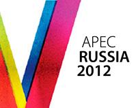 APEC RUSSIA 2012 / Logo & ID