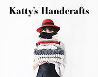 Branding: Katty's Handcrafts
