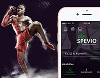 SPEVIO - Sport event manager concept