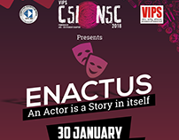 Enactus - Competition Poster