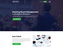 Conference Advance Protocols Website Design