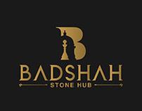 Badshah Stone Hub Logo