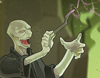 Murder Party By Voldemort