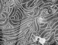 Illustration SwerveLines Mini Project