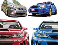 Stance Cars 3