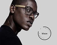 Blaze Web Theme