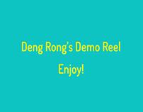 Deng Rong's Demo Reel