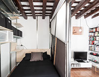 2010_INTERIOR DESIGN_Raval Apartment