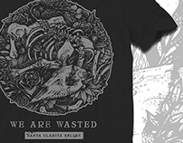 We Are Wasted | Cow Bones