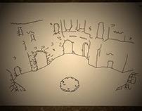 'The Wait' - Hand drawn animation