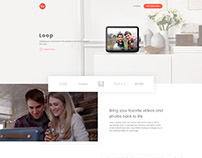 Loop Site design