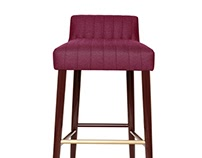 Charlotte bar stool