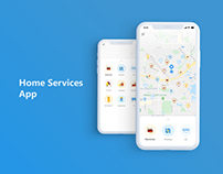 Home Services App