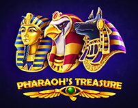 Pharaoh's Treasure - Slot Game