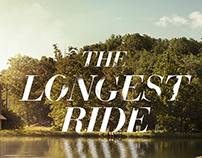 The Longest Ride Key Art Designs