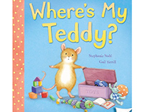 Where's My Teddy? Published by Little Tiger Press.