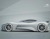 Infiniti Vision - Gran Turismo 6 -Modeling