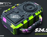 ASHTech - Personal Fusion 360 Projects