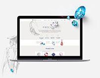 PRECIOSA® jewellery website