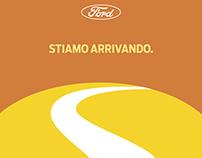Ford Italia - IBI14 - Drive Your Match - 2014