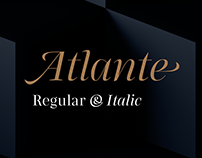 RNS Atlante Typeface