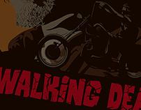 The Walking Dead Portraits (pt1)