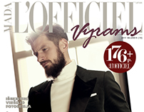 Cover story for L'OFFICIEL MADA