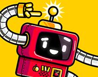 Mr.Robot | Character Design