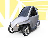 Hawk - Touring vehicle