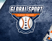 Identidad Global Sport Player Factory
