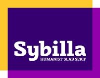 Sybilla | a humanist slab serif