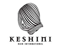 Keshini Virgin Hair Logo