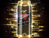 Miller. Maybe tonight?