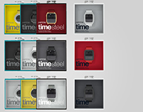 Pebble Time Packaging