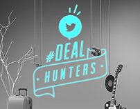 Promo #DealHuters MasterCard®