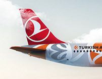 Turkish Airlines Special Euroleague Livery