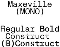 Maxeville Mono