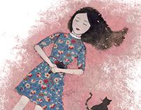 나의 많은 것들 /일러스트 동화책 illustration book