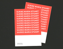 Catalogue for »ULRIKE MARIA STUART«